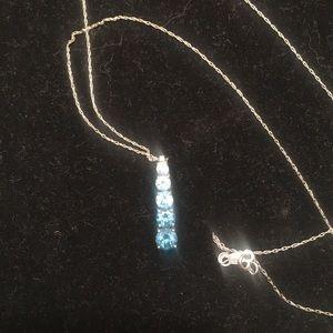 Jewelry - Ombré gemstone 💎 necklace